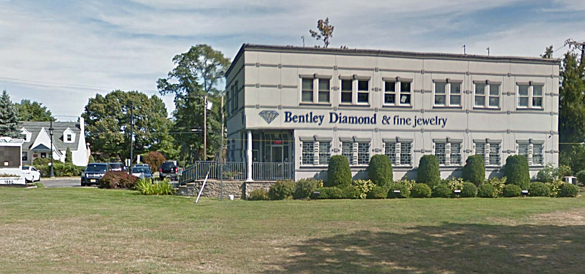 Bentley diamond new jersey 39 s leading diamond experts for Directions to garden state parkway south