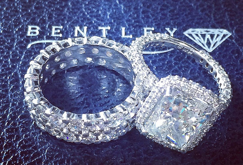 Bentley Diamond - Diamonds & Box