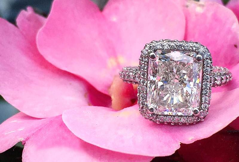 Bentley Diamond - Engagement Rings