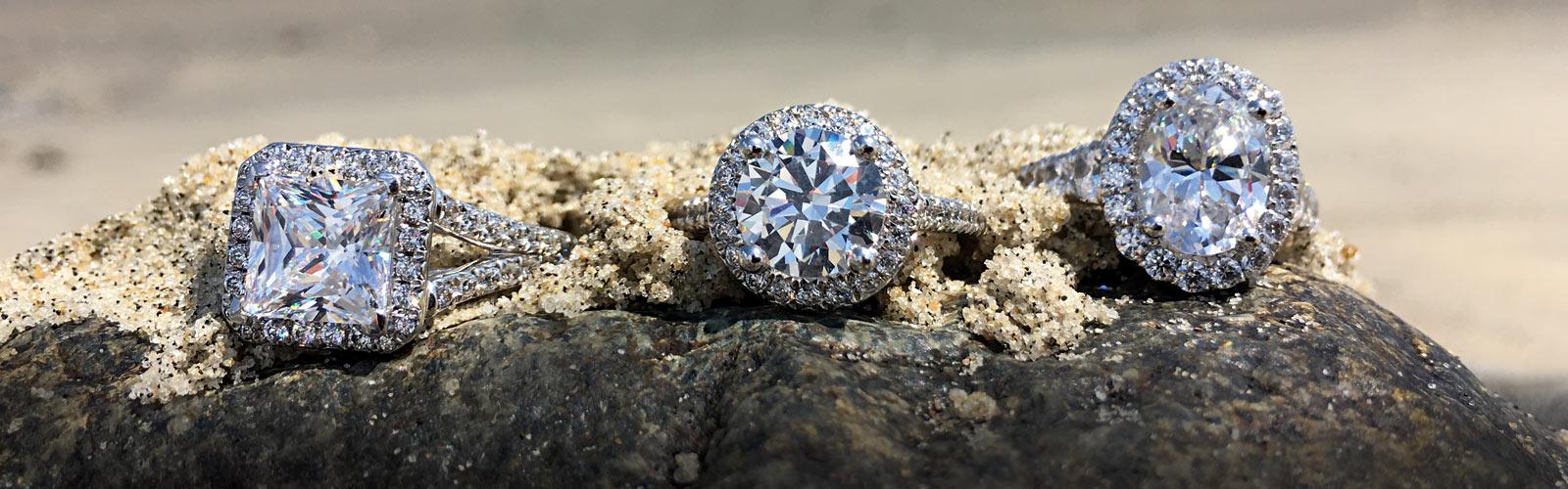 Bentley Diamond ~ Engagement Rings