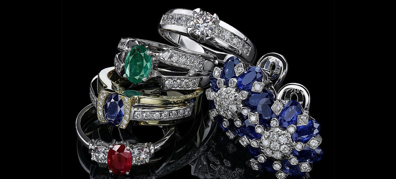 Sell Your Jewelry For Cash Bentley Diamond Wall New Jersey