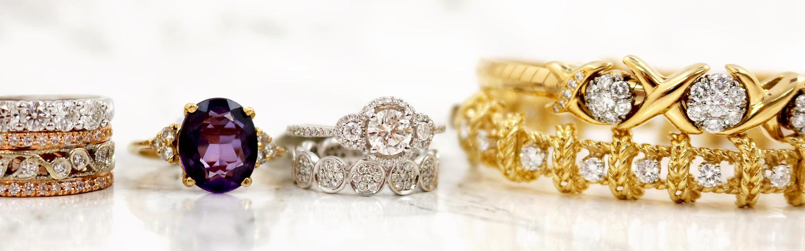 Estate Jewelry - Bentley Diamond