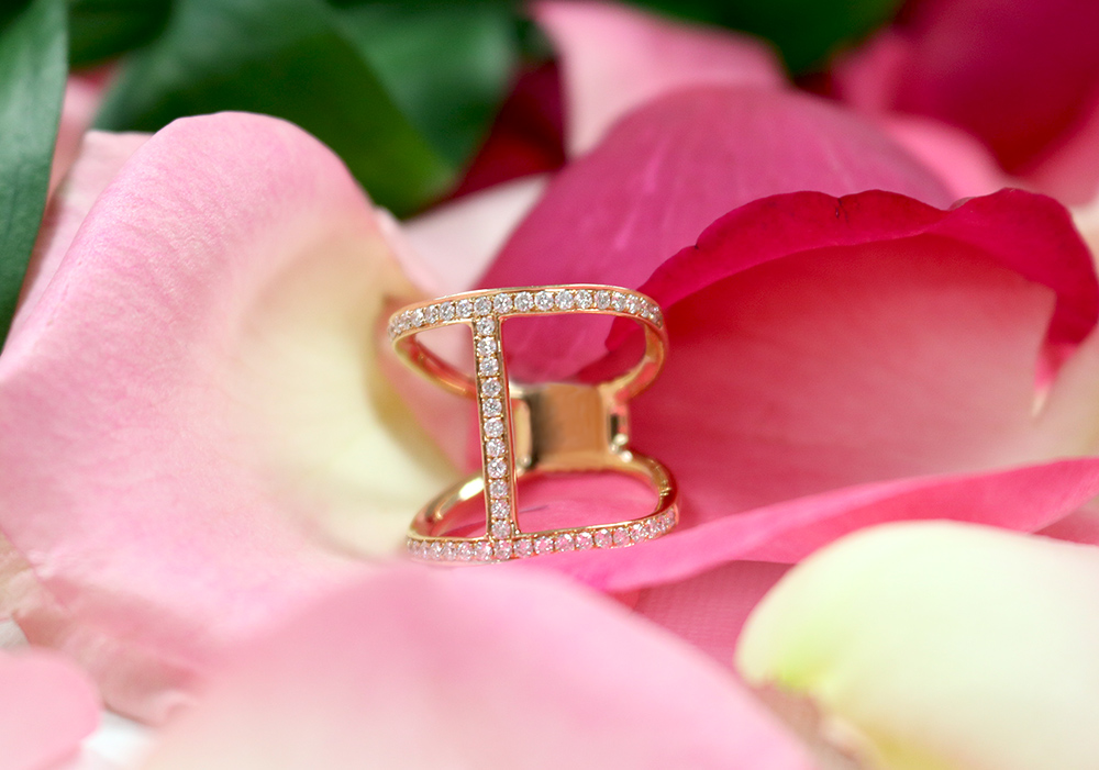 Valentine Ring - Bentley Diamond