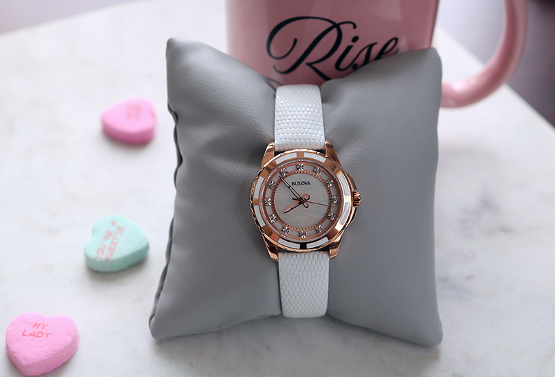 Bentley Diamond - Bulova Women's Watch