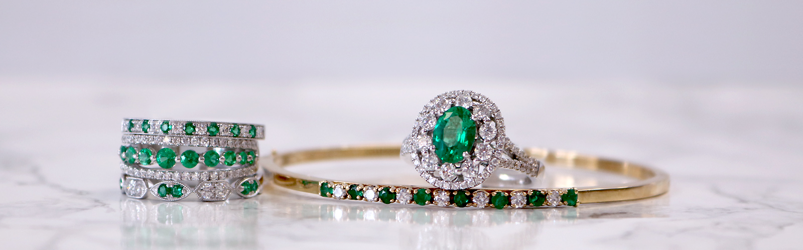 Emeralds - St. Patrick's Day - Bentley Diamond