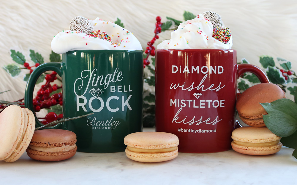 Bentley Diamond - Christmas Mugs