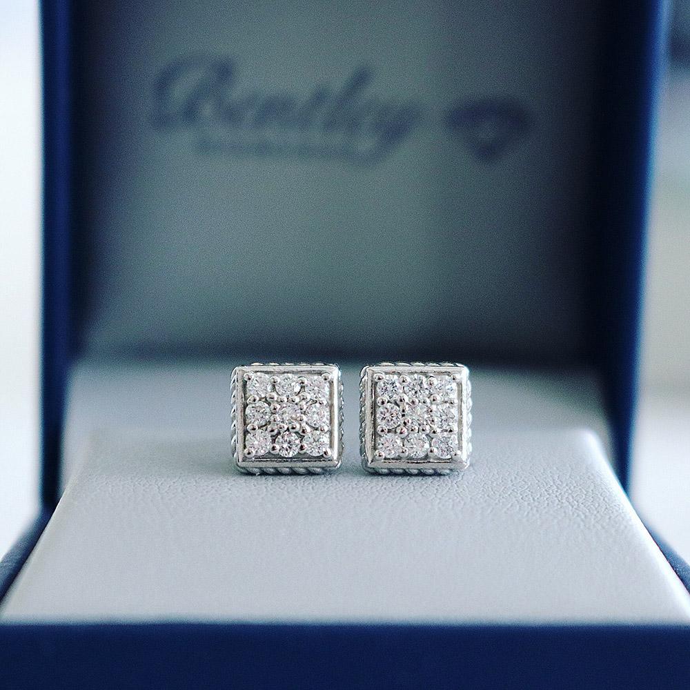 Bentley Diamond - Diamond Earring Giveaway