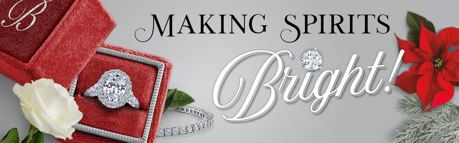 Bentley Diamond - Making Spirits Bright!