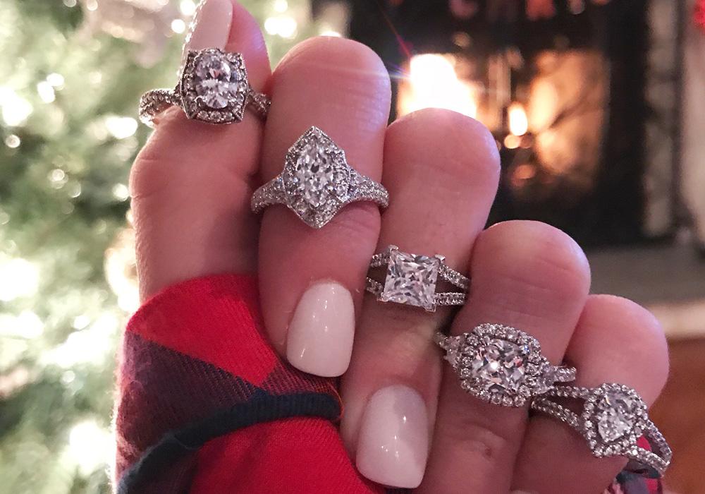 Bentley Diamond - Holiday Engagement