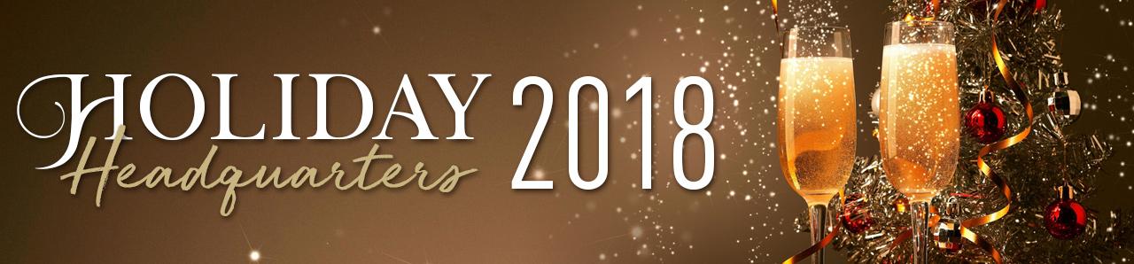 Bentley Diamond - Holiday Hours 2018
