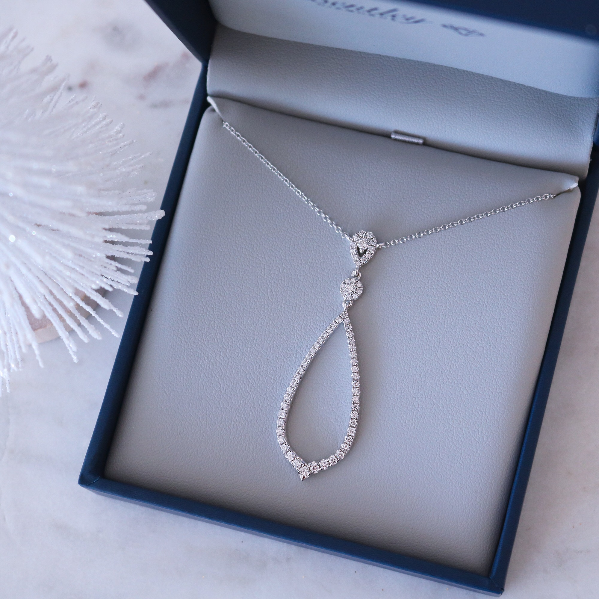 Bentley Diamond - Diamond Necklace