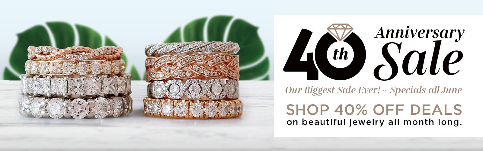 Bentley Diamond 40th Anniversary Sale!