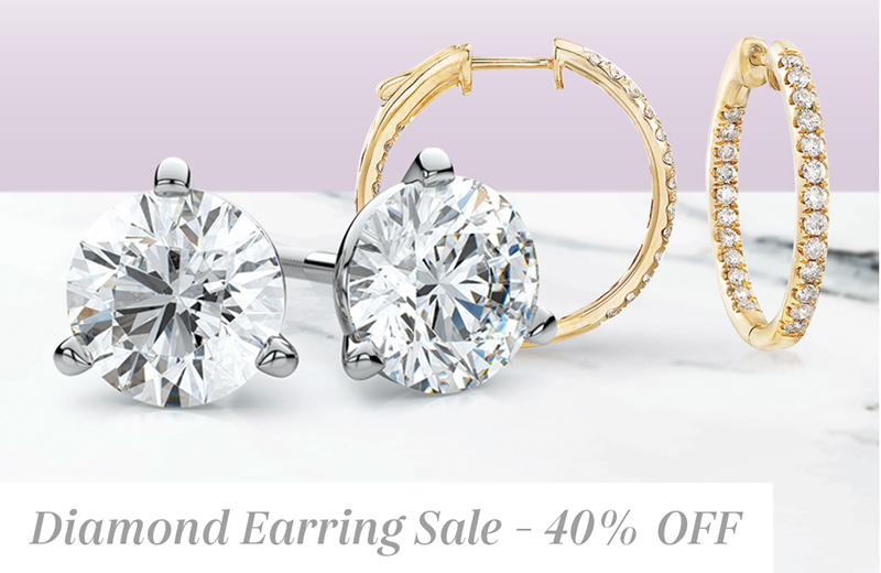 Diamond Earring Sale