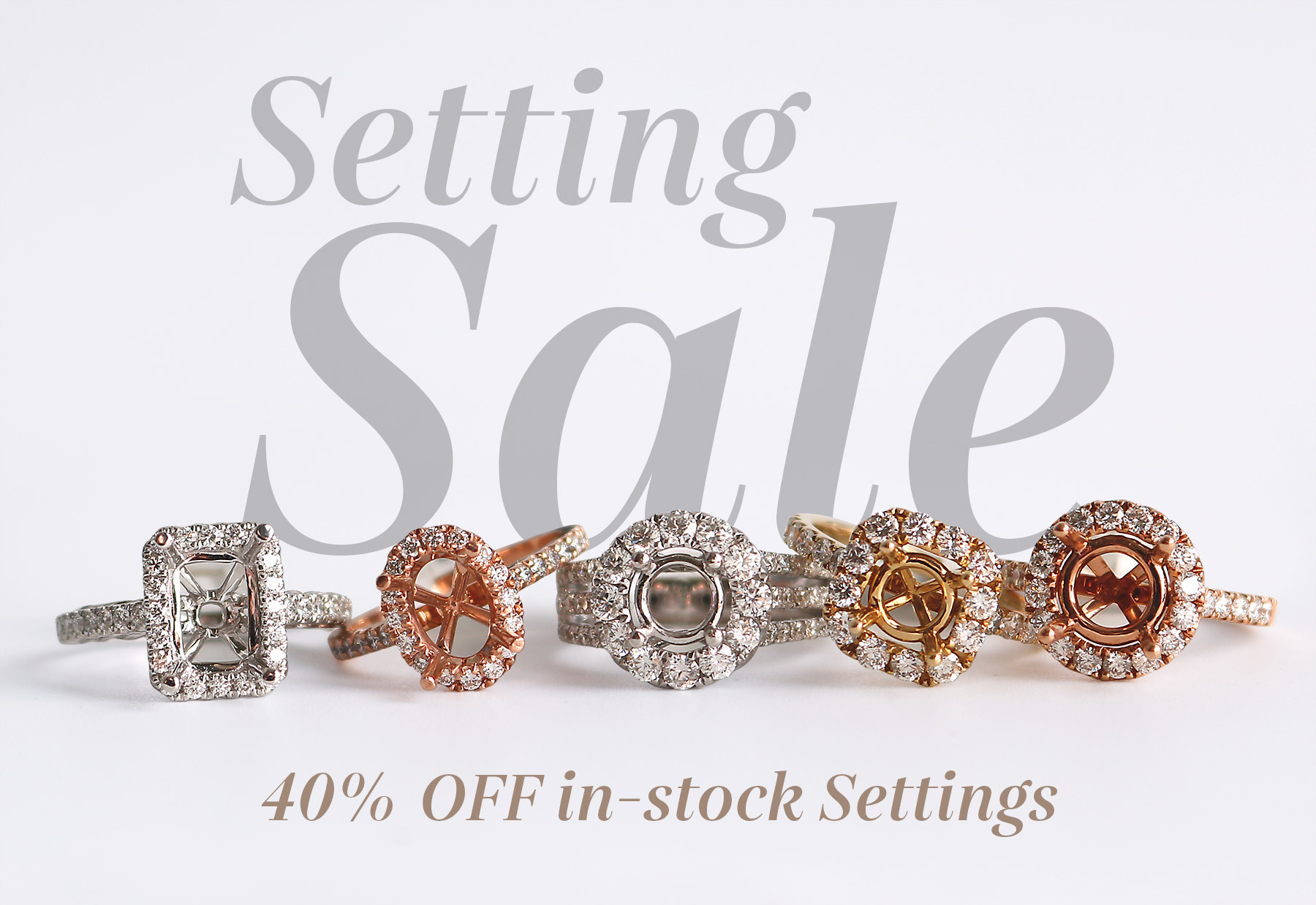 Bentley Diamond - Setting Sale