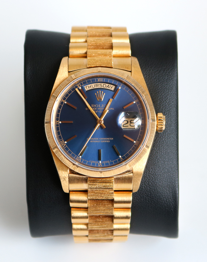 Rolex DAY DATE PRESIDENT - WTC01408