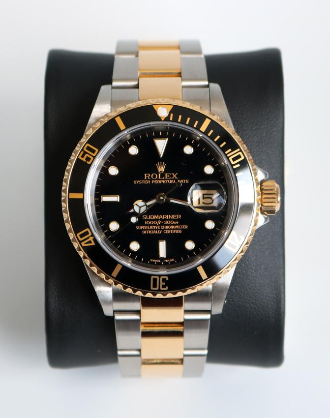 Rolex SUBMARINER 16613 - WTC01405
