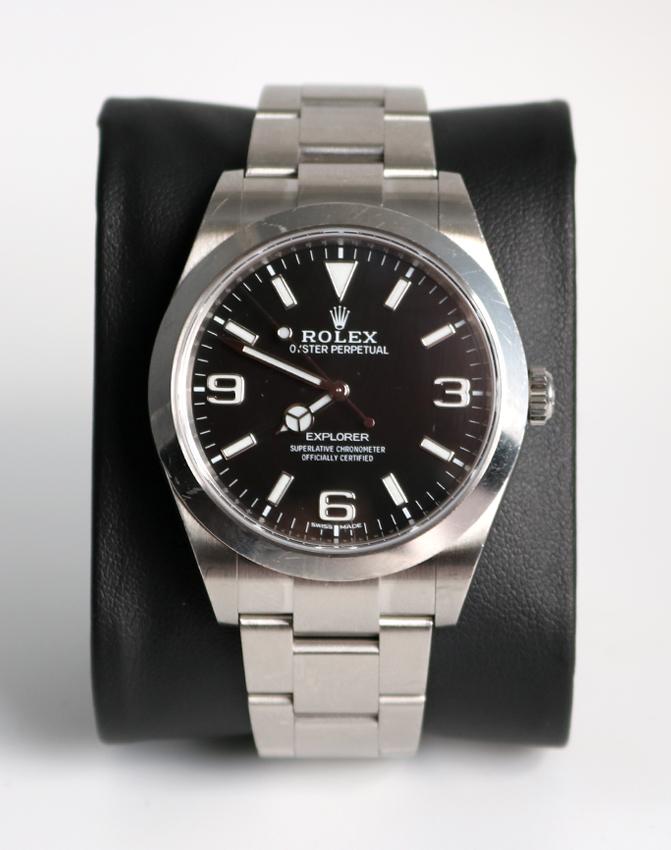 Rolex EXPLORER - 214270 - WTC01412