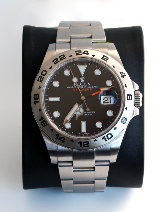 Rolex EXPLORER II - 216570 - WTC01415