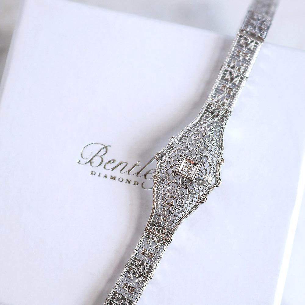 Bentley Diamond - Estate Diamond Bracelet