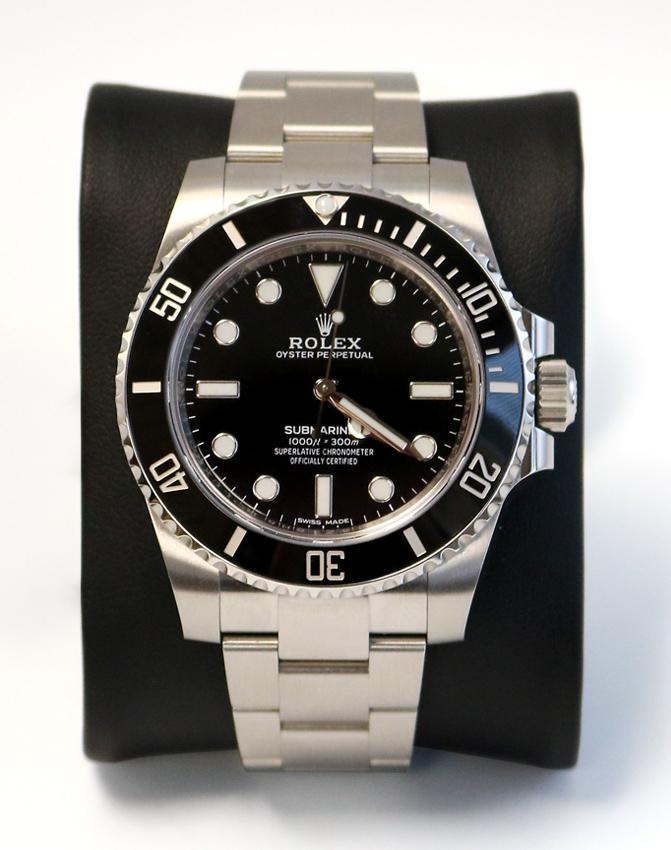 Rolex SUBMARINER - 114060 - WTC01426