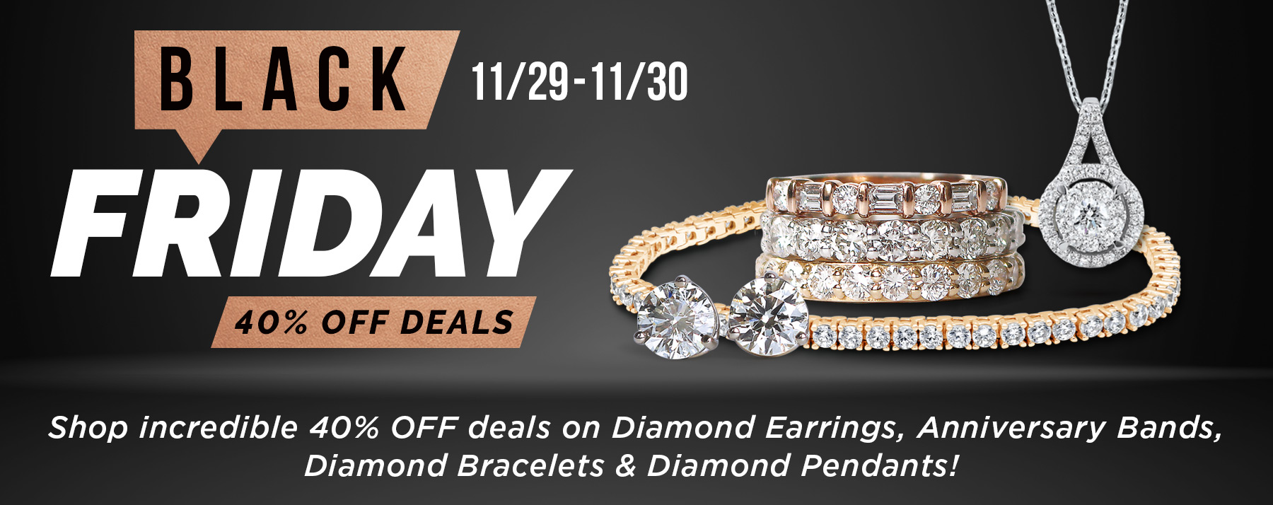 Bentley Diamond Black Friday Sale - 40% OFF