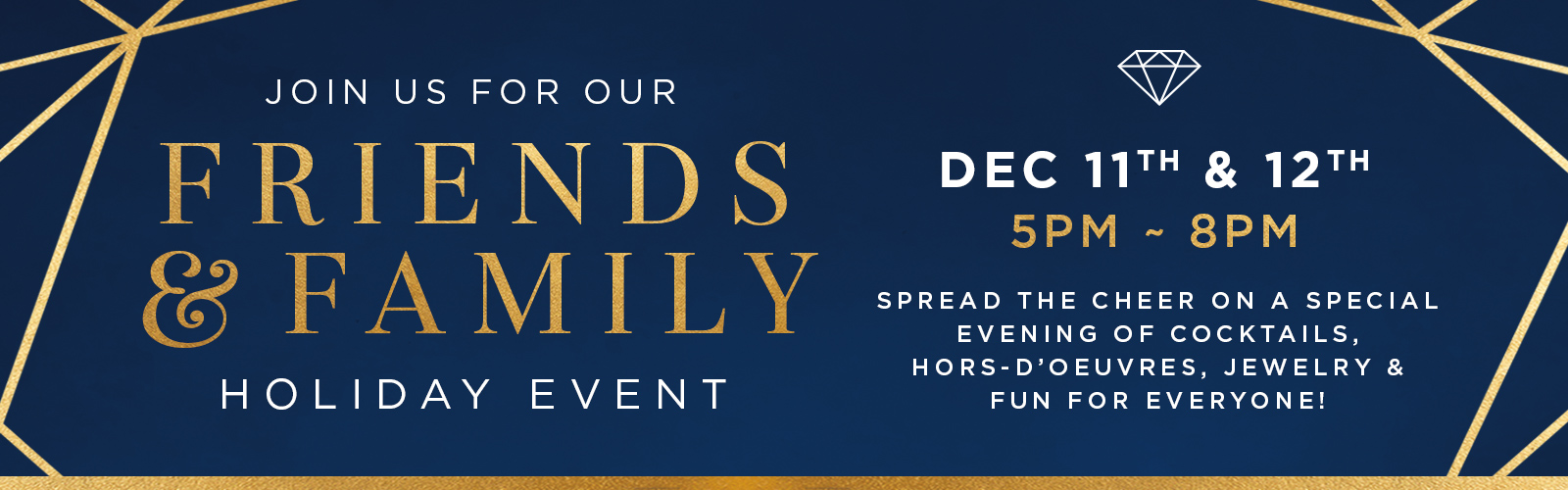 Bentley Diamond - Friends & Family Event