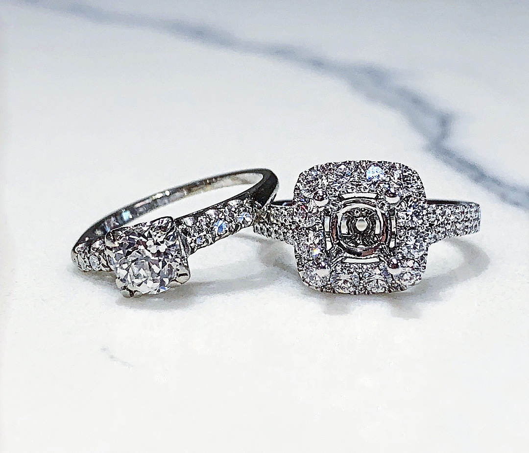 Setting Example - Bentley Diamond