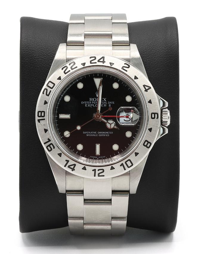 Rolex EXPLORER II 16570 - WTC01460