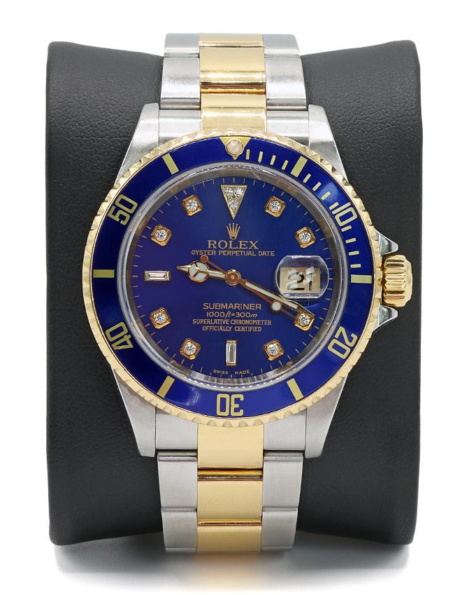 Rolex SUBMARINER - 16613 - WTC01459