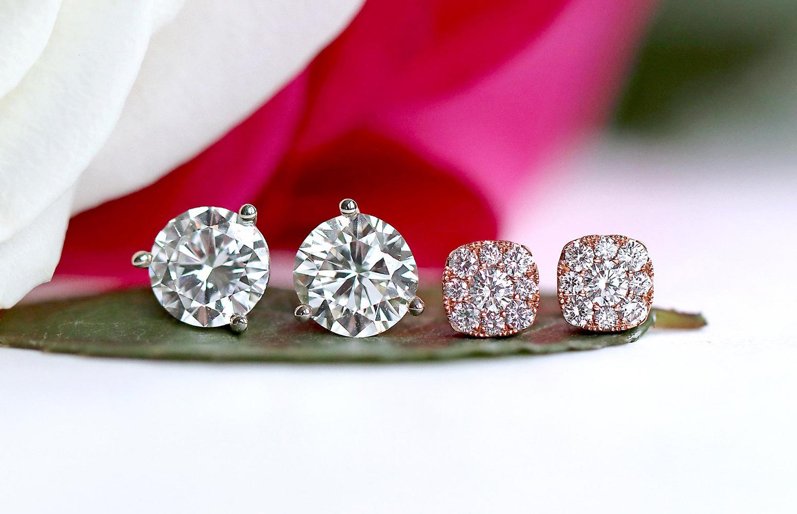 Diamond Earring Sale